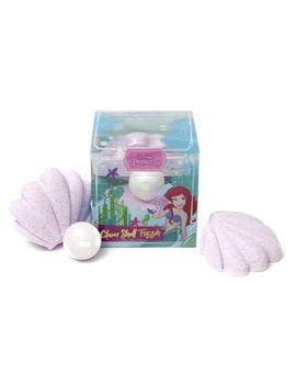 Disney Princess Clam Shell Bath Fizzer Set by Disney Princess