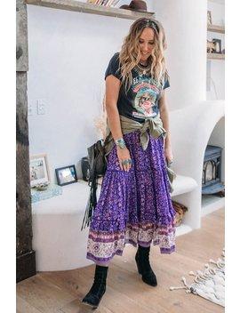 Dahlia Maxi Skirt by Spell & The Gypsy