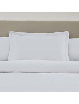 Fogarty Soft Touch White Oxford Pillowcase by Dunelm