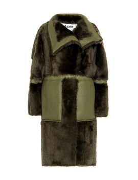 Shearling Coat by Acne Studios