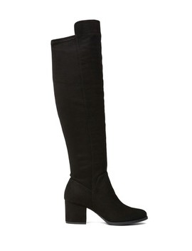 Call It Spring Knee High Block Heel Boots by Next