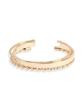 Set Of 3 Cuff Bracelets by Rachel Parcell