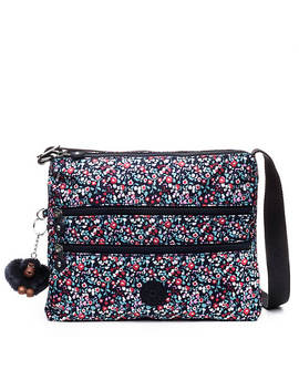 Printed Crossbody Bag by Alvar Alvar