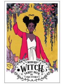 The Modern Witch Tarot Deck by Lisa Sterle