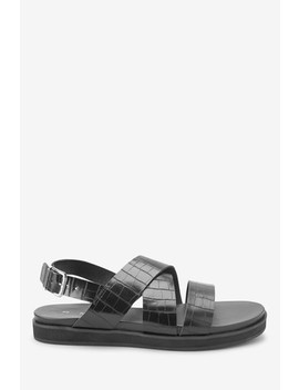 Slingback Footbed Sandals by Next