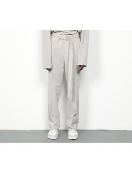 Cold Laundry Oatmeal Pants  by Cold Laundry