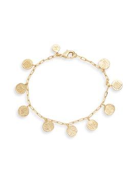 Ana Coin Bracelet by Gorjana