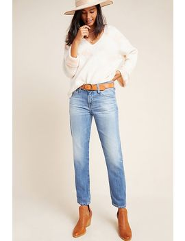 Ag The Ex Boyfriend Mid Rise Slim Ankle Jeans by Ag Jeans