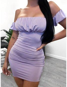 Lovi Dress (Lilac) by Laura's Boutique