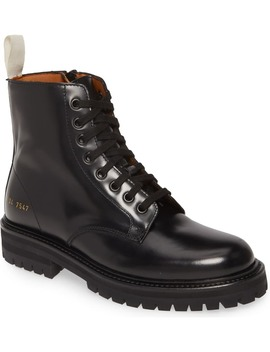 Standard Combat Boot by Common Projects