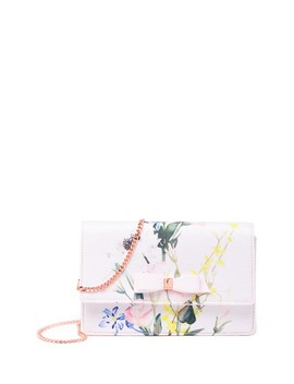 Hania Elegant Bow Evening Bag by Ted Baker London