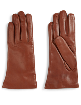 Short Leather Gloves by Holt Renfrew