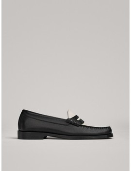 Two Tone Loafers by Massimo Dutti