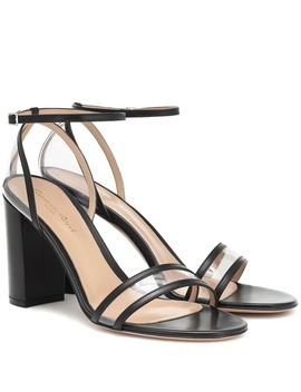 Exclusive To Mytheresa – Sheryl 85 Leather Sandals by Gianvito Rossi