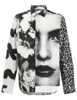 Printed Long Sleeve Shirt by Paul Smith