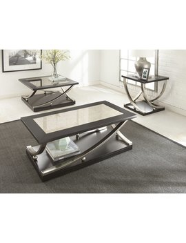 Steve Silver Ramsey End Table by Steve Silver Co.