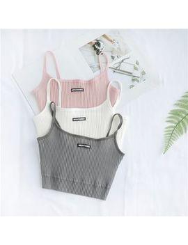 Ogawa   Sport Crop Camisole Top by Ogawa