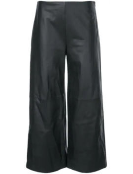Cropped Trousers by Adam Lippes
