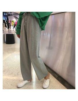 Tanee   High Waist Wide Leg Pants by Tanee