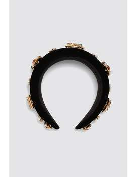 Limited Edition Jewel Headband New Inwoman by Zara