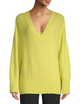 Scoop Slouchy V Neck Sweater Women's by Scoop