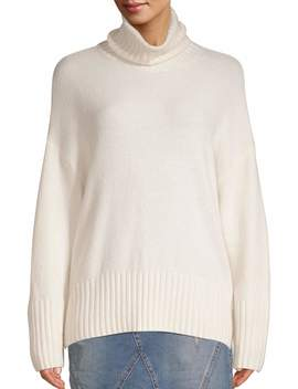 Scoop Slouchy Turtleneck Sweater Women's by Scoop