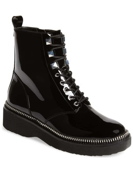 Haskell Combat Boot by Michael Michael Kors