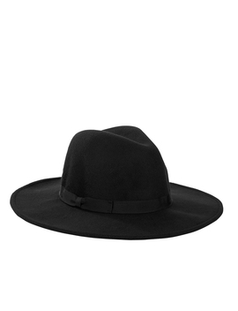 Scoop Ultimate Wide Brim Velour Fedora Women's by Scoop