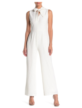 Maggy London Jumpsuit (Petite) 12 P by Maggy London