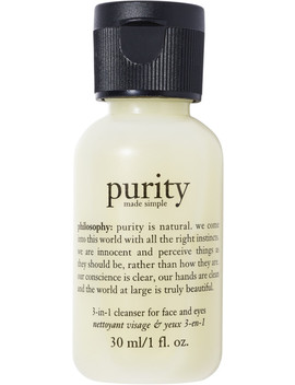 Deluxe Purity Made Simple One Step Cleanser by Philosophy