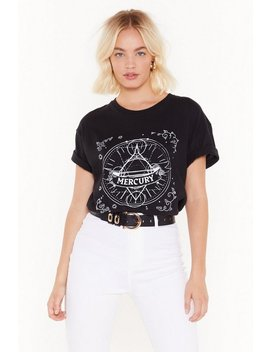 Mercury Graphic Tee by Nasty Gal