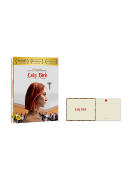 "Movie""Lady Bird"" Blu Ray (Out Box + Character Card 8 Ea) by Ebay Seller"