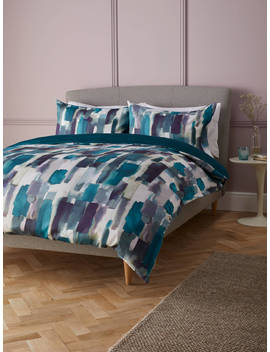 John Lewis & Partners Livia Sateen Duvet Cover Set by John Lewis & Partners