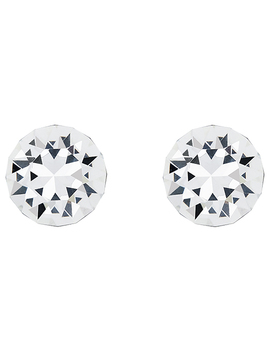 Sterling Silver Stud Earrings With Swarovski® Crystals by Accessorize