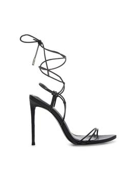 Wbadgirl Black Leather by Steve Madden