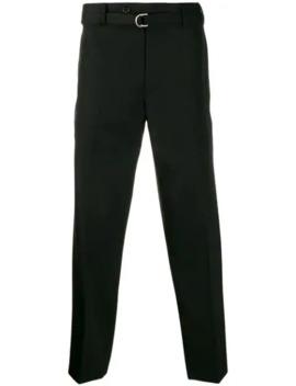 Pantalones Slim by Helmut Lang