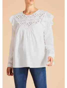 Bnwt Falmer Heritage White Schiffley Blouse Top Size 14 16 (Qf) by Ebay Seller