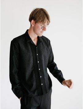 Shirt Wall Grey by Stephan Schneider