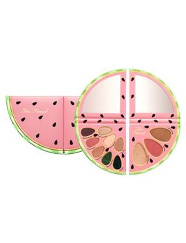 Too Faced Tutti Frutti Watermelon Slice Eye And Face Palette by Too Faced