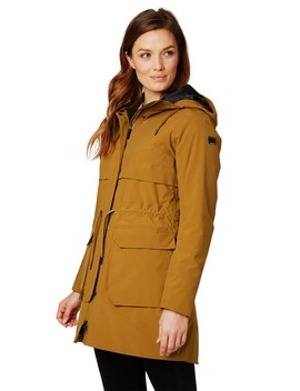 Boyne Water Repellent Hooded Parka by Helly Hansen