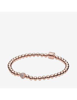 Beads & Pavé Bracelet by Pandora
