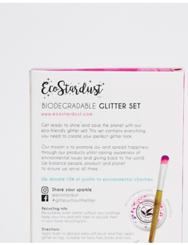 Eco Stardust Halloween Edition Set by Eco Stardust