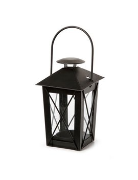 Lantern   Metal   3 X 3 X 4.5 Inches by Darice