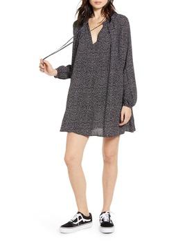 Taly Long Sleeve Minidress by Lira Clothing