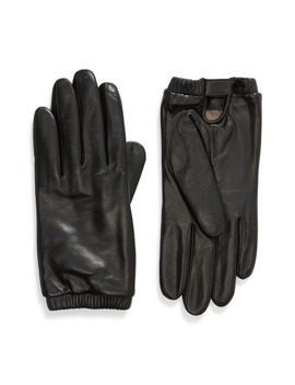 Leather Driving Gloves by Rachel Parcell