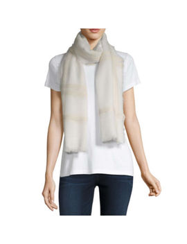 Mixit Windowpane Scarf by Mixit