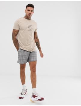 Asos Design T Shirt With City Print by Asos Design