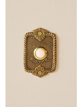 Bonjour Doorbell Cover by Anthropologie