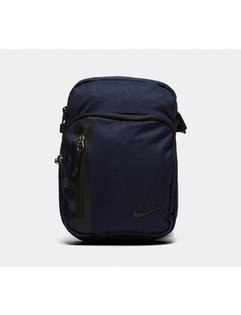 Tech Small Items Manbag | Obsidian by Footasylum