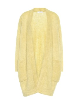 Sampang Mohair Blend Cardigan by Max Mara